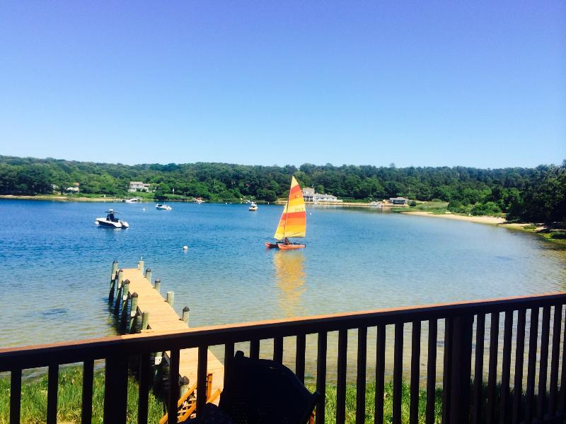 Lagoon oasis- Prime weeks of Aug open!! - Image 1 - Vineyard Haven - rentals