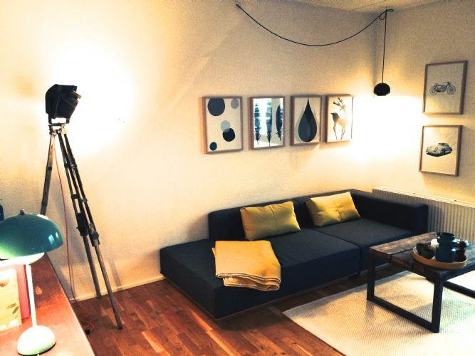 Dampfaergevej Apartment - Modern Copenhagen apartment right on the waterfront - Copenhagen - rentals