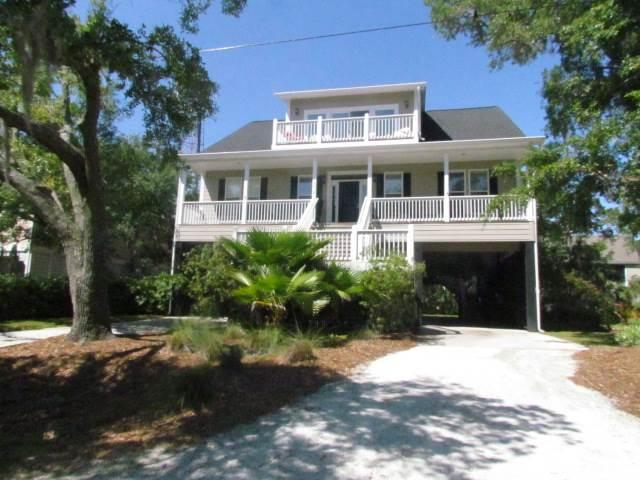"1318 Thistle St - ""Finally!"" - Image 1 - Edisto Beach - rentals"
