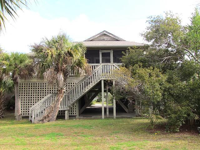 "3516 Myrtle St. - ""Camp Hill By-the-Sea"" - Image 1 - Edisto Beach - rentals"