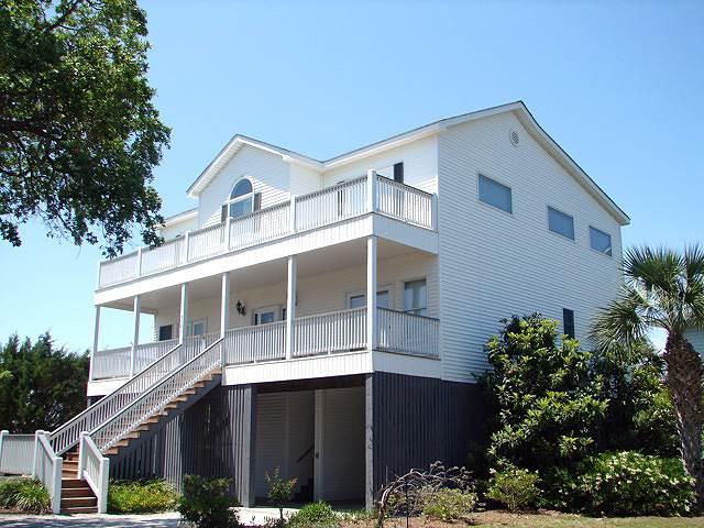 "3521 Sunset St  - ""Family Fun"" - Ocean Ridge - Image 1 - Edisto Beach - rentals"