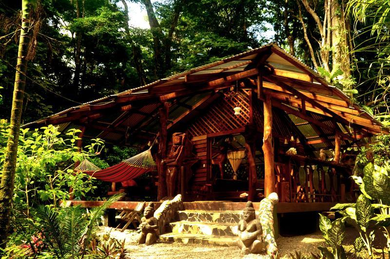 Dream Nature House @ congo-bongo - Image 1 - Puerto Viejo de Talamanca - rentals