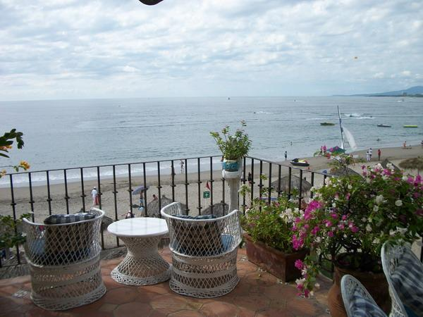 TOR09 - Casa Maria - Oceanfront - steps from beach - Steps from the Ocean + Pool, Views, Paradise!(T09) - Puerto Vallarta - rentals