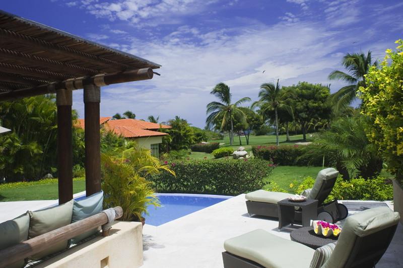 LP14 - Villa Tortugas - Luxury Las Palmas Villa - Luxury 3BR Las Palmas Villa – Golf & Ocean Views - Punta de Mita - rentals