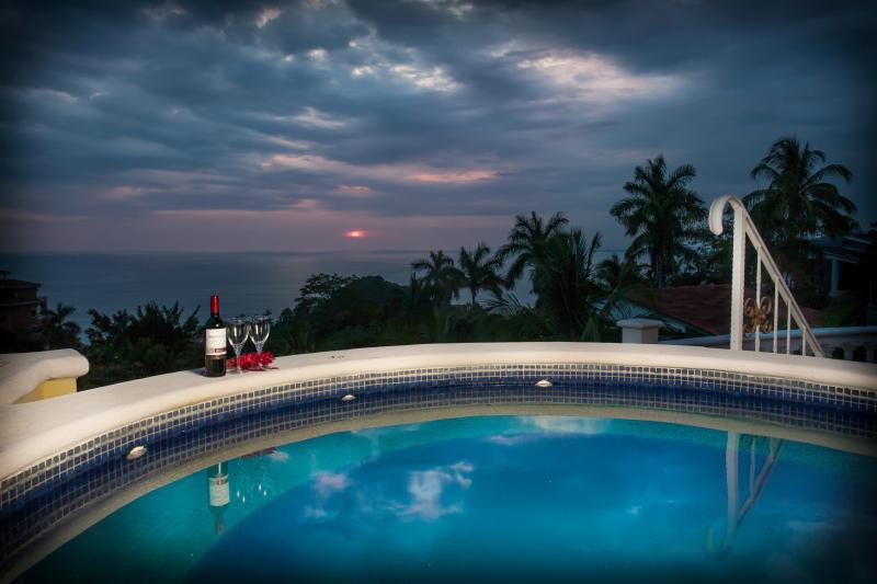 Incredible 270° Ocean Views Pool & Rooftop Jacuzzi - Image 1 - Manuel Antonio National Park - rentals
