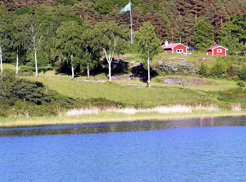 Wonderful situated in the Archipelago - Your own private bathingshore in the Archipelago - Valdemarsvik - rentals