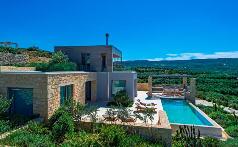 Youphoria Villa Charisma - Brand new designers villas with superb sea views - Chania - rentals