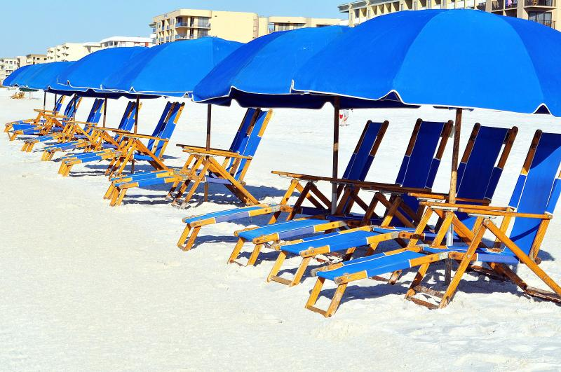 "'Surf Dweller Unit 212"" Gulf Front! Large Unit with direct gulf views!! - Image 1 - Fort Walton Beach - rentals"
