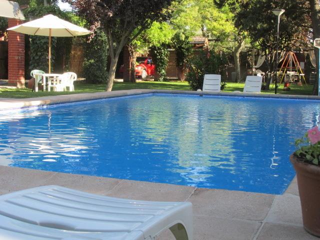 Piscina - swimming pool - piscine - MENDOZA. TEMPORALY RENT IN RESIDENTIAL AREA. - Chacras de Coria - rentals