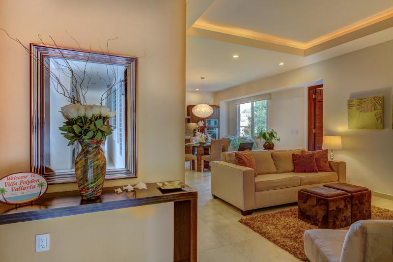 V399 Condo, Romantic Zone, Villa PolyGon Vallarta - Image 1 - Puerto Vallarta - rentals
