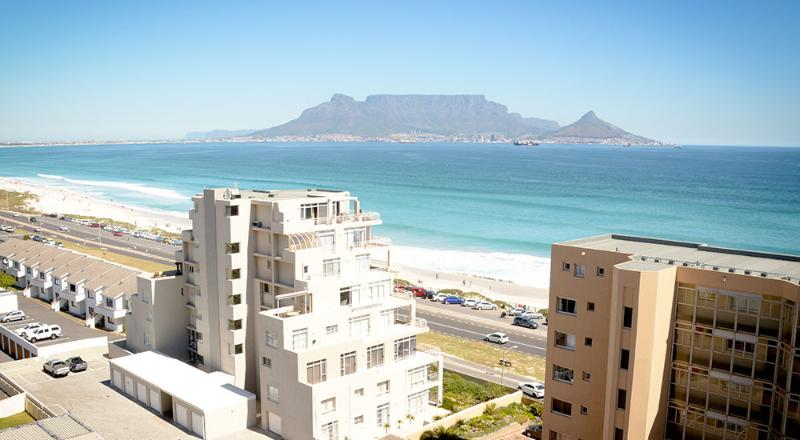 A Spectacular view of Table Mountain from the Appartment - Blouberg stay with spectacular views of Cape Town - Cape Town - rentals