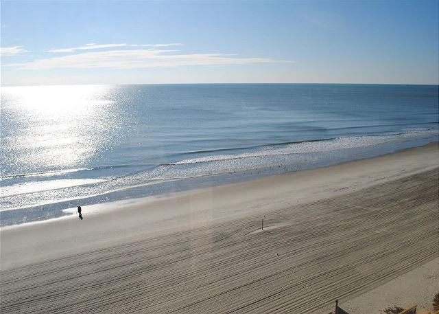 Sunny Cheerful Oceanfront Property@Brigadune-Shore Drive Myrtle Beach SC #8E - Image 1 - Myrtle Beach - rentals