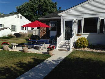 Remodeled Quad 92456 - Image 1 - Cape May - rentals