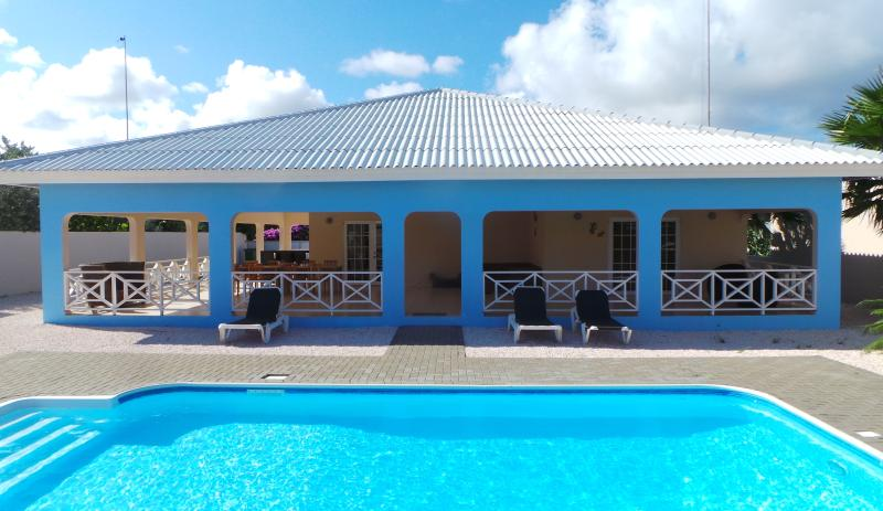 """Villa Casa Luca Curacao """" The Pearl of the Caribbe - Image 1 - Willemstad - rentals"""