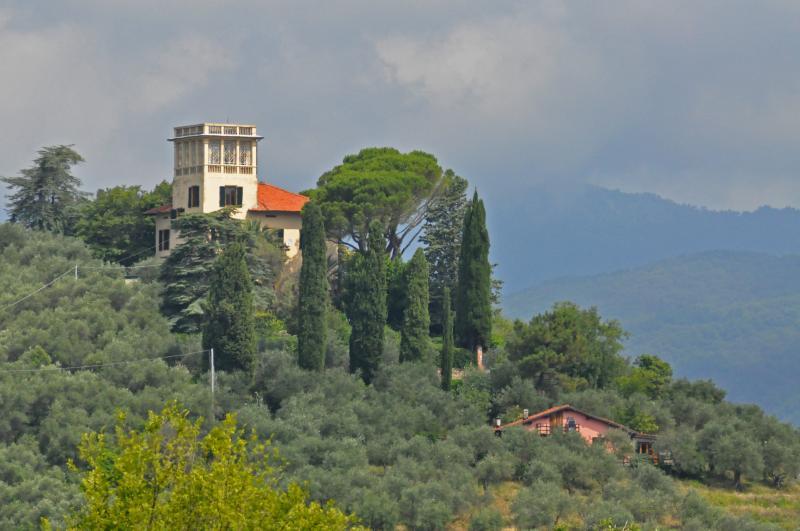 Panorama - Villa La Torre Lucca  pool WiFi- TFR16 - San Michele di Moriano - rentals