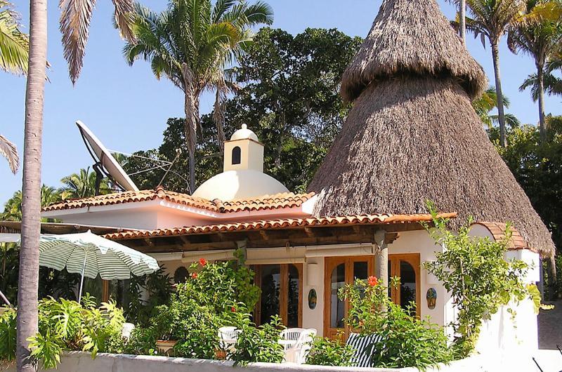 Ocean view terrace - Casa Puesta del Sol - Ocean View! - San Pancho - San Pancho - rentals