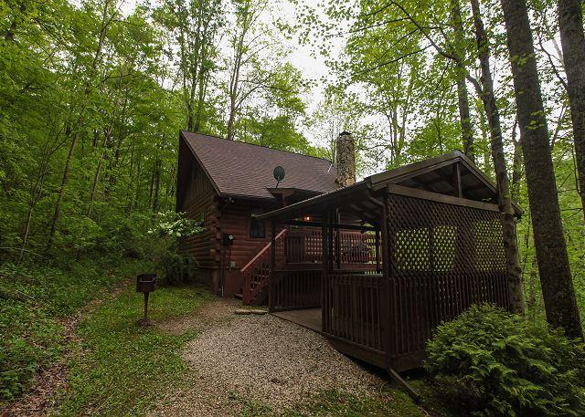 Beautiful Hocking Hills Cabin near Stream - Image 1 - South Bloomingville - rentals