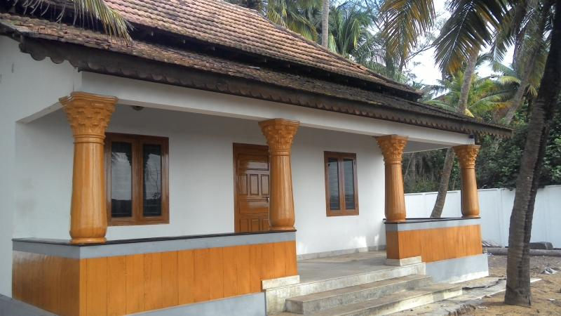 Newly Painted and Renovated - Self Service Cottage  (Beach) - Cherai - rentals