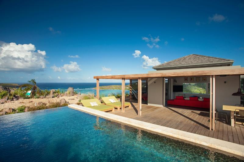 Villa Imagine - St Barth - Villa Imagine - Saint Barts - Marigot - rentals