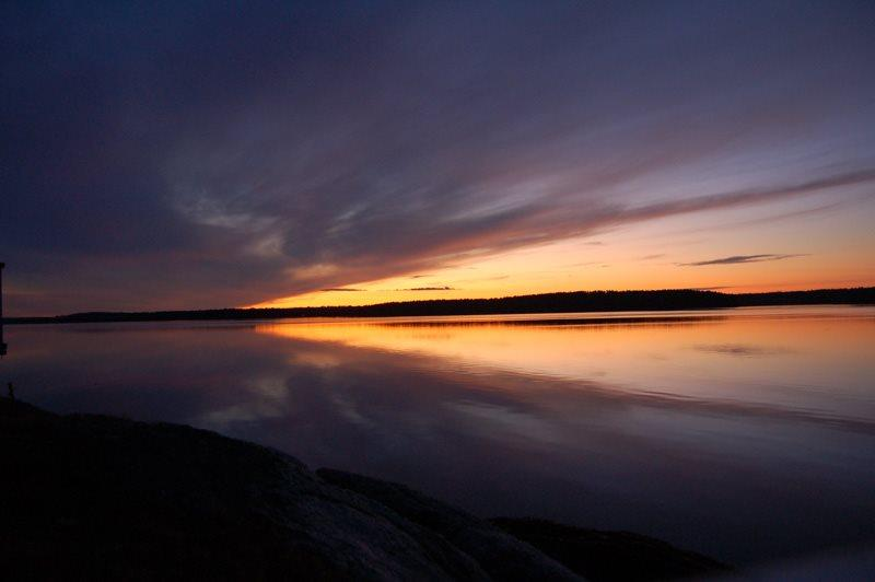 Breathtakingly beautiful sunsets over Montsweag Bay - BELLA VISTA | WESTPORT ISLAND MAINE | SALT WATER RIVER | PRIVATE DOCK & FLOAT | INCREDIBLE VIEWS - Boothbay - rentals