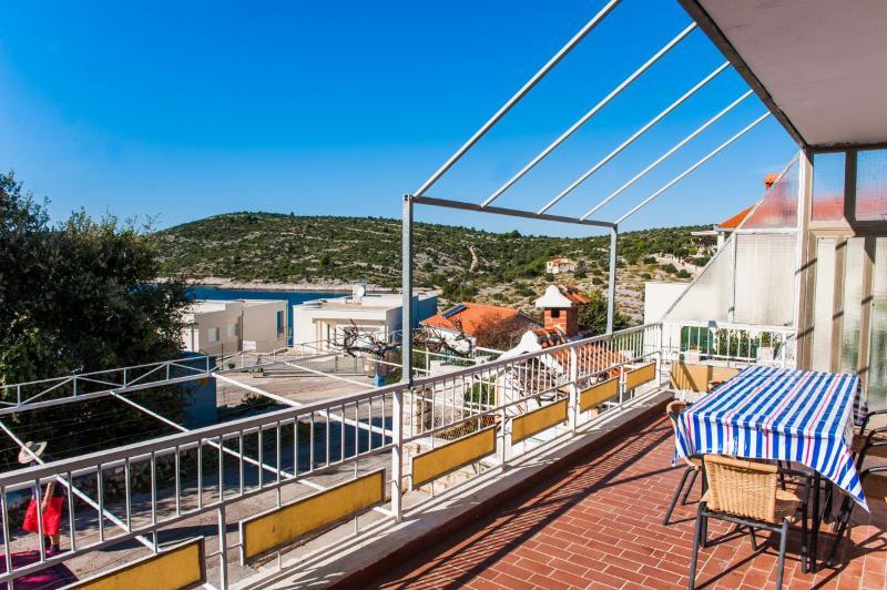 Apartments Duje - 22431-A1 - Image 1 - Cove Kanica (Rogoznica) - rentals