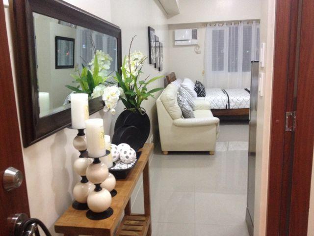 Studio View - Stunning Corner Studio The Beacon - Makati - rentals