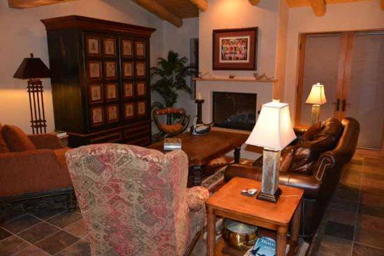 Living Room - Plaza Luxury at El Corazon - Santa Fe - rentals