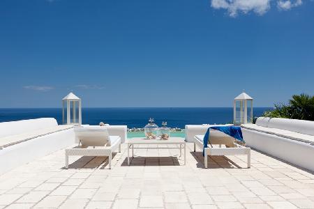 Villa Fano - Beautiful villa near town of Castro, with stunning views of Adriatic Sea - Image 1 - Castro - rentals