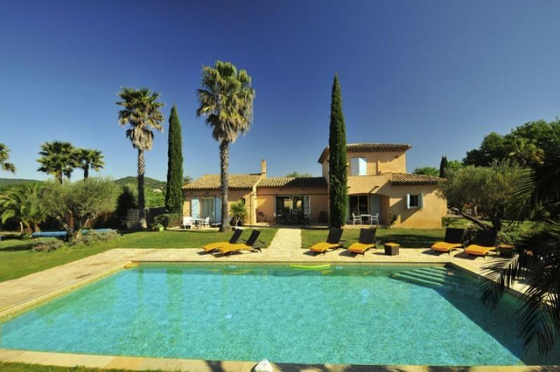 St Tropez 6 Bedroom Villa on a Vineyard, with a He - Image 1 - Ramatuelle - rentals