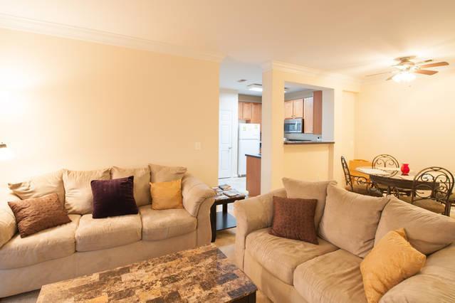 Metro-convenient Apartment in Alexandria - Image 1 - Alexandria - rentals