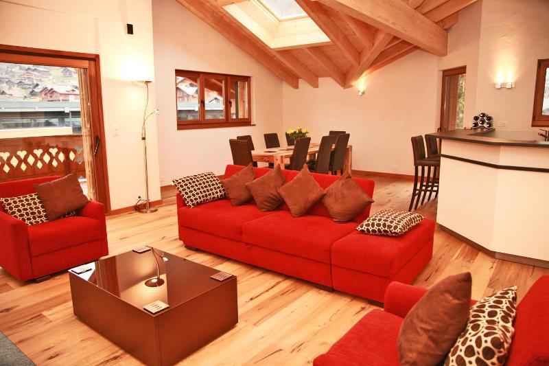 The Lodge-Champéry Apt 7 - Image 1 - Champéry - rentals