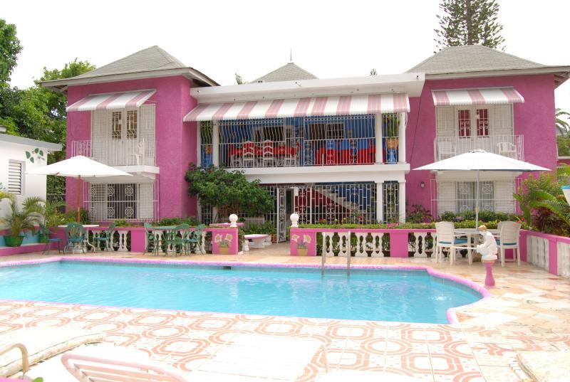 Pink Hibiscus Villa - Private Pool - Image 1 - Montego Bay - rentals