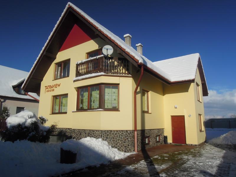 Comfortable accomodation in High Tatras - Image 1 - Veľká Lomnica - rentals