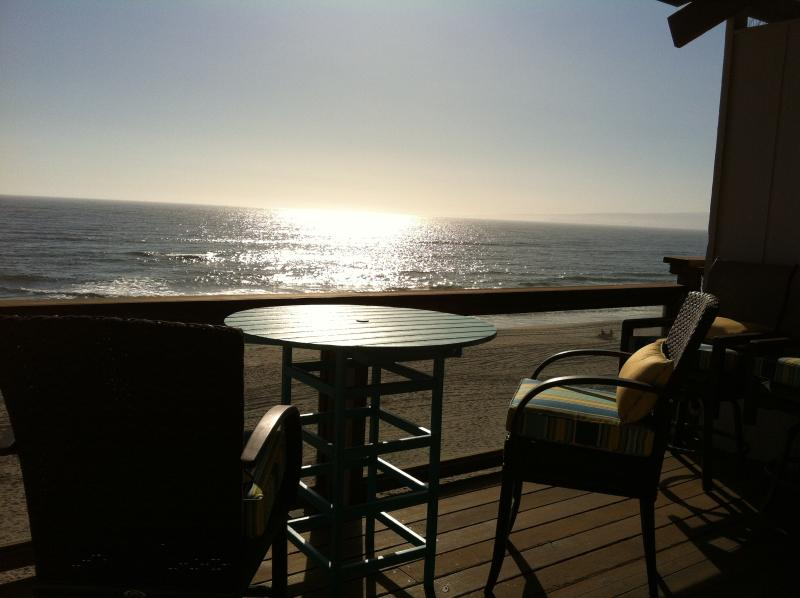 True unobstructed ocean front - direct beach access - private stairs - Sand Dollar Beach Nothing Between you and the Sand - La Selva Beach - rentals