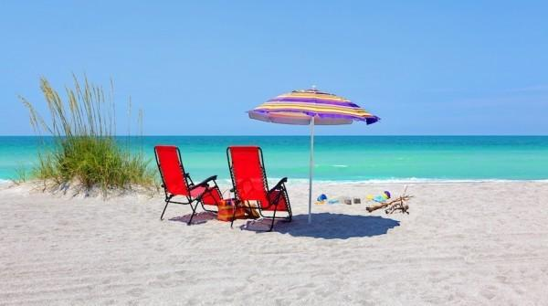 Only 150 yrds to Siesta Key Beach and heated pool! - Image 1 - Siesta Key - rentals