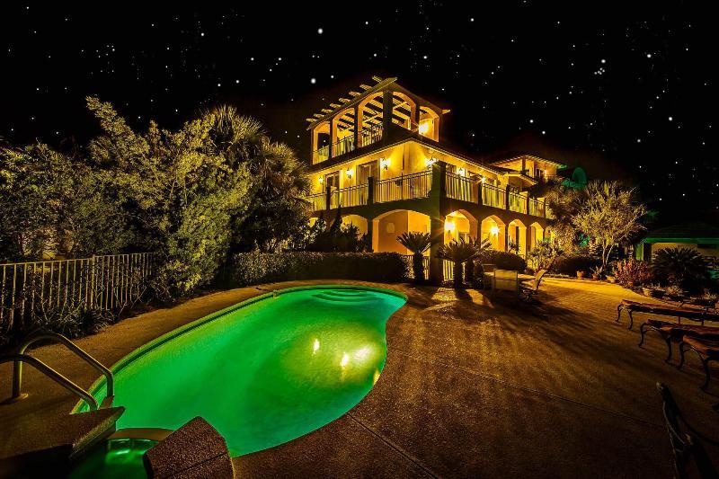 Bella Vita  - Lake front, Gulf Views- Private Pool - Image 1 - Destin - rentals