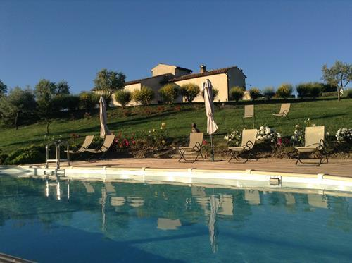 2 People Flat In Restored Farmhouse In S.gimignano - Image 1 - San Gimignano - rentals