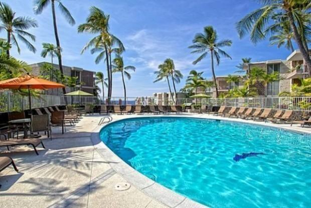 Absolutely the Best Oceanfront Resort (K4-ALII 123 - Image 1 - Kailua-Kona - rentals