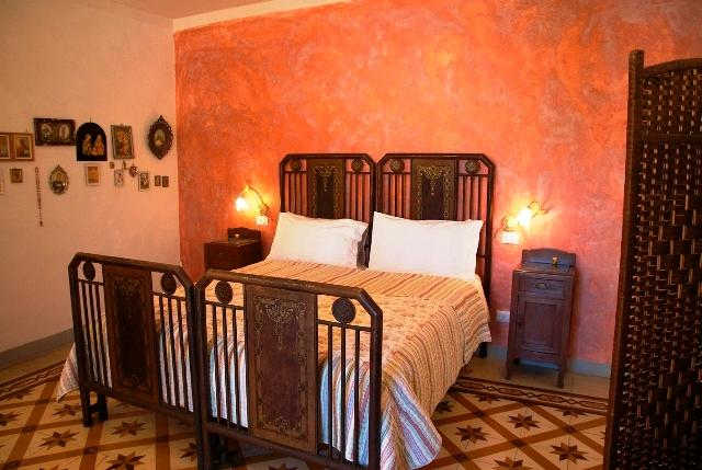 Tintilia - The biggest room with 3-beds is located on the second floor, perfect as a family room. - Art & Breakfast, Ripabottoni room Tintilia - Ripabottoni - rentals