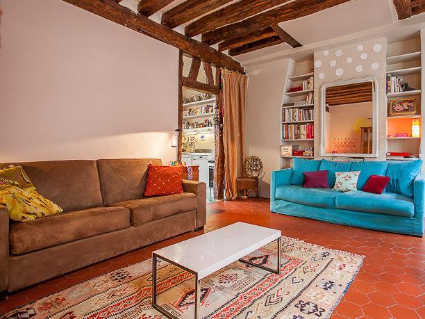 Perfect Paris St Germain apartment 47m2 4 sleeps - Image 1 - Paris - rentals