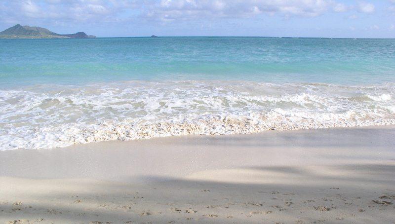 Kailua Ohana, 2BR, A/C, Steps to Beach - Image 1 - Kailua - rentals