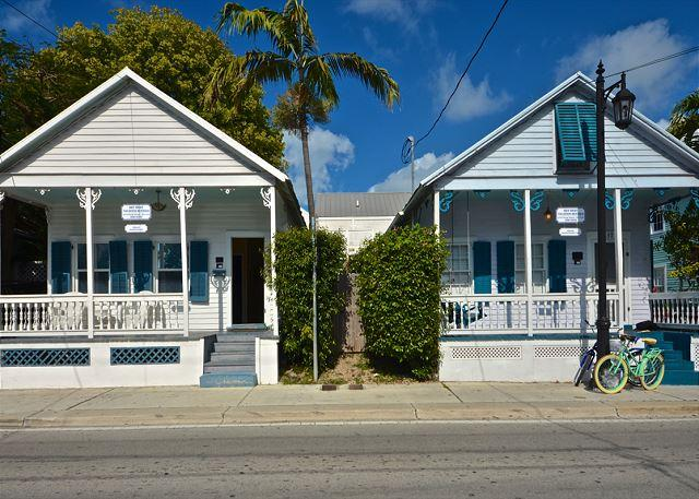 ALMOST SOUTHERNMOST RETREAT Pvt Pool & Hot Tub -1/2 Block to Duval -Sleeps 16 - Image 1 - Key West - rentals