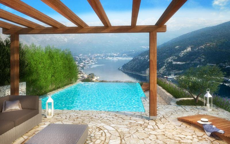 Swimming pool area - House Hedera - Dubrovnik - rentals
