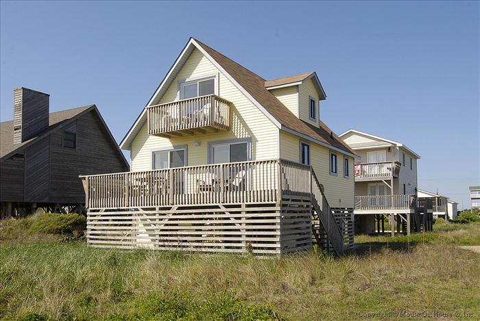 The Nest Egg - Image 1 - Nags Head - rentals