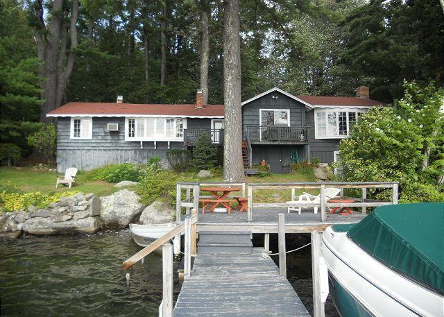 House - Outstanding Meredith Waterfront on Lake Winnipesaukee (MUT85W) - Meredith - rentals