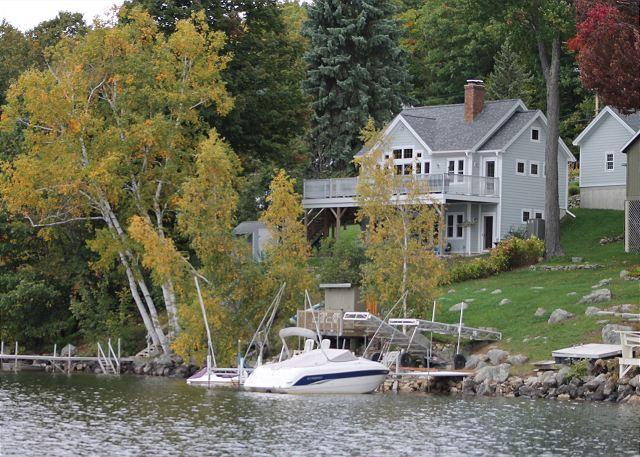 Ext - Outstanding Meredith Waterfront Vacation Rental (GOO69W) - Meredith - rentals