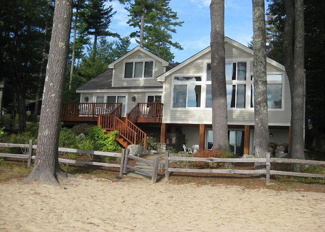 Exterior - Outstanding Meredith Waterfront Location on Lake Winnipesaukee (KRE10Wf) - Meredith - rentals