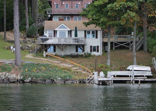 Ext - See the Stars at Night on Spindle Point on Lake Winnipesaukee (SOJ36W) - Meredith - rentals