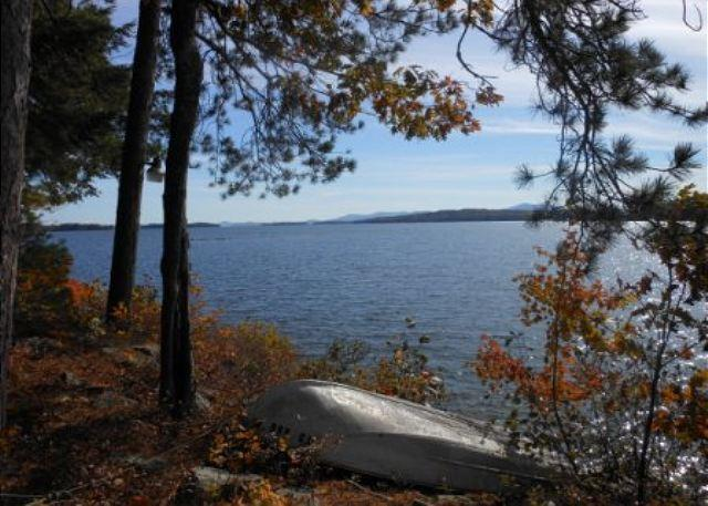 Natrual Shoreline - Winnipesaukee Waterfront with Views and Private Boat Launch (WAL35W) - Meredith - rentals