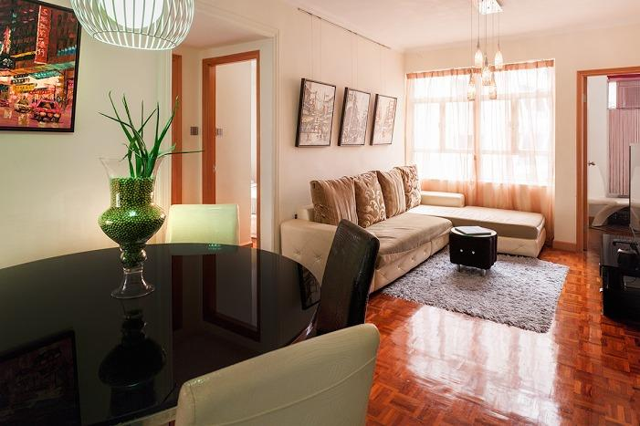 Spacious, well designed, clean. - The iCANDY!CENTRAL MTR CLEAN BRIGHT FAMILY DESIGN - Hong Kong - rentals